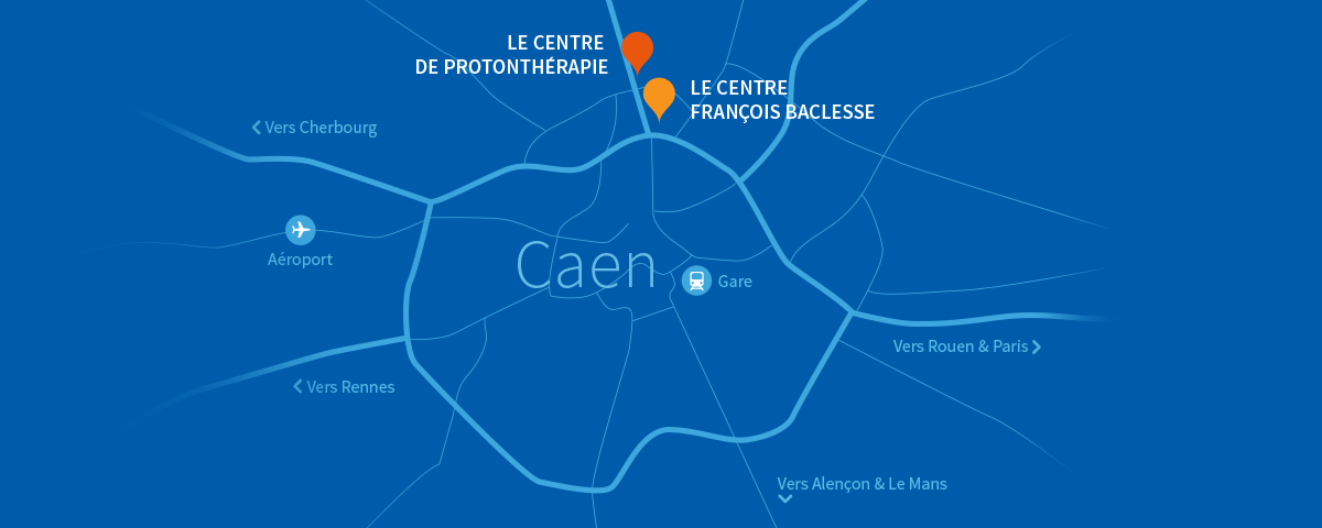 carte-caen-bleu-protontherapie-normandie